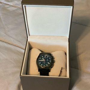 Men's Gucci Black Watch